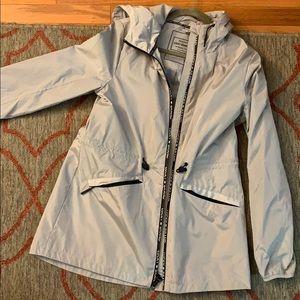 Lucky Brand silver grey premium performance jacket